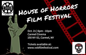 VOB FIlm Festival To Host First Horror Film Festival
