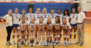 Meredith Dignan of Millbrook is a member of the 2018 SUNY New Paltz Women's Volleyball team