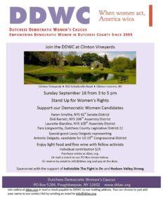 Dutchess Democratic Women's Caucus