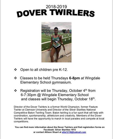 Dover Twirlers