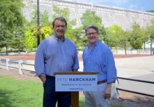 Westchester County Executive George Latimer Endorses Pete Harckham for NY State Senate