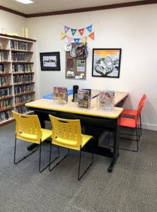 New Teen Space at the Pawling Free Library