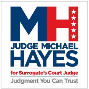 Judge Michael Hayes Endorsed by Reform Party