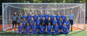 Danielle Angyal of Stormville is a member of the 2018 Women's Soccer team at SUNY New Paltz