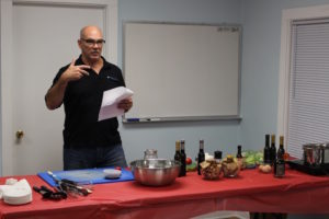 Pawling Library Offers The Blue Olive Oil and Vinegar Tasting Seminar