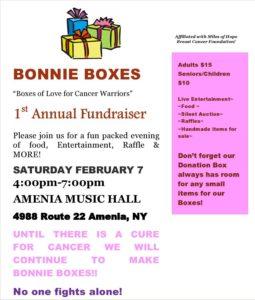 Amenia – Bonnie Boxes