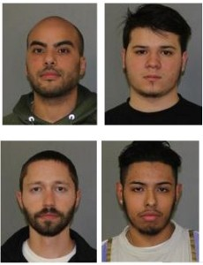State Police Wurtsboro Arrest Four NYC Men for Criminal Trespass at Homowack