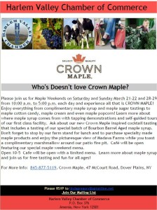 Who's Doesn't love Crown Maple?