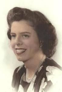 Obituary, Emily Dodge Benson