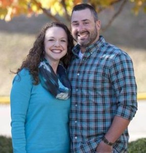 Engagement: Amy Ryder and Mitchell Moor
