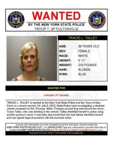 New York State Police Warrant Wednesday 2.11.15