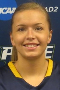 Pace's Margo Hackett Reaches 1,000 Points