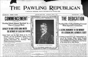 Historical Newspaper Database