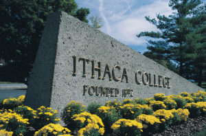 Anne Carlson, Taylor McCarthy of Pawling,  Sierra Guardiola of Millbrook,  Jeremy Lovelett of Stormville graduate from – Ithaca College