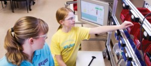 Dutchess Community College Program Encourages Girls to Explore Math, Science