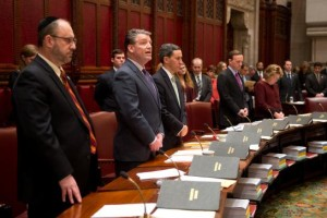 Murphy authors and passes first bill, victim safety zones