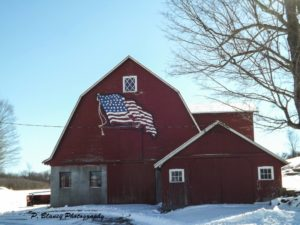 West Dover Road Barn