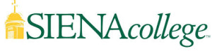 Sean Fitzpatrick, Nicole Mundackal, and Christy Benny Named to Siena College Dean's List for Fall 2014 Semester