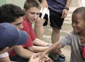 Pawling Teenager Robert Phillips Volunteers in Caribbean West Indies