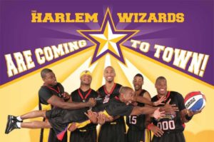 The Harlem Wizards are Coming!!!