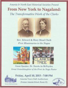 Amenia Historical Society Event