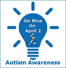 Dutchess County is celebrating Autism Awareness Day, Thursday, April 2nd