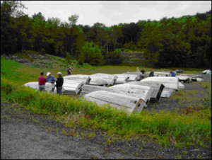 Patterson public auction of abandoned boats