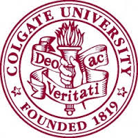 Samantha Spano and Kayleigh Bhangdia earn the Dean's Award for academic excellence at Colgate University for the fall 2015