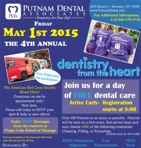 Free Dental Care & More May 1st