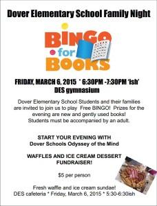 Dover Elementary School Family Night