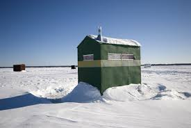 DEC Reminder: All Ice Fishing Shanties Must Be Removed from Water Bodies by March 15