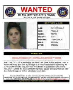 New York State Warrant Wednesday 3.4.15