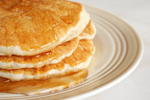 Pancake Breakfast and Maple Open House Event at Bowdoin Park on March 22nd