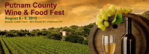 Luminary Publishing and Putnam County Wine & Food Fest Announce Partnership