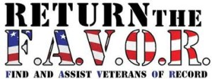 Return the FAVOR (Find and Assist a Veteran of Record) Program Celebrates Its Four Year Anniversary