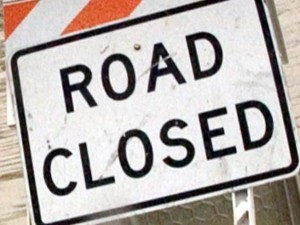Some Amenia Roads Closed