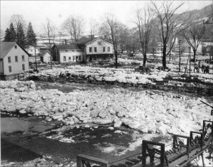 History: Wassaic Flood March 4, 1934