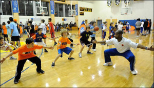 KIDS' DAY OUT!  Marist to Host 25th Annual Youth Basketball Clinic