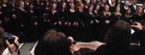 Carmel High School Concert Choir to Perform Friday on New York Live