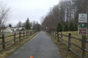 Rehabilitation Work on Harlem Valley Rail Trail to Begin This Week
