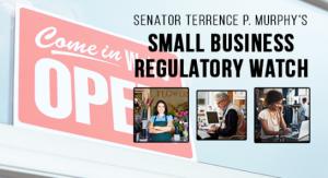 Murphy announces Small Business Regulatory Watch