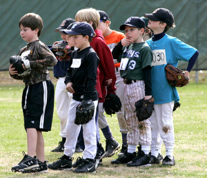 Millerton Little League Tryouts