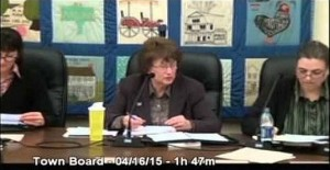 Amenia Town Board – April 16, 2015