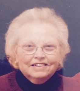 Obituary, Ethel M. Robitaille