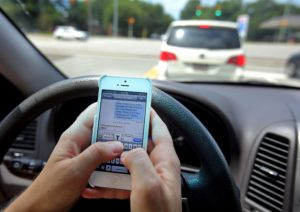 Dramatic Increase in Tickets For Texting While Driving
