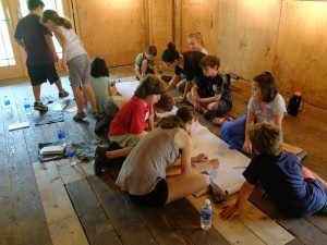 The Wassaic Project is excited to launch its pilot year of Camp Wassaic