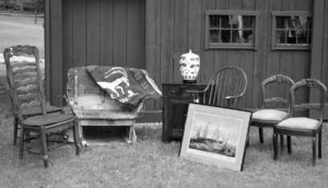 TAG, BARN, BOOK SALES & MORE!  Sherman's Got Great Doings  This Memorial Day Weekend  MAY 22-24th