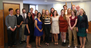 DCC Honors Program Students Receive Awards