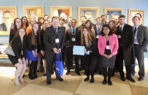 DCC, Vassar Model U.N. Team Earns Honors