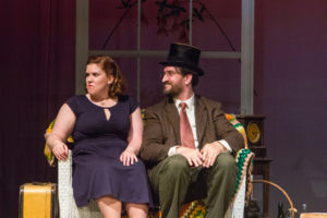 "Lanford Wilson's ""Talley's Folly"" at The Sherman Playhouse from May 8 to 17"